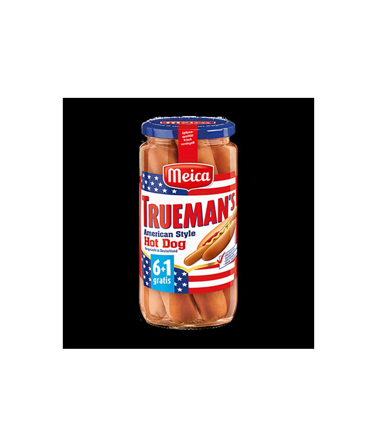 Meica 6+1 Trueman's Hot-Dog...