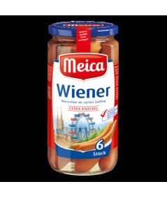 Meica 6 Wiener extra knackig 250g