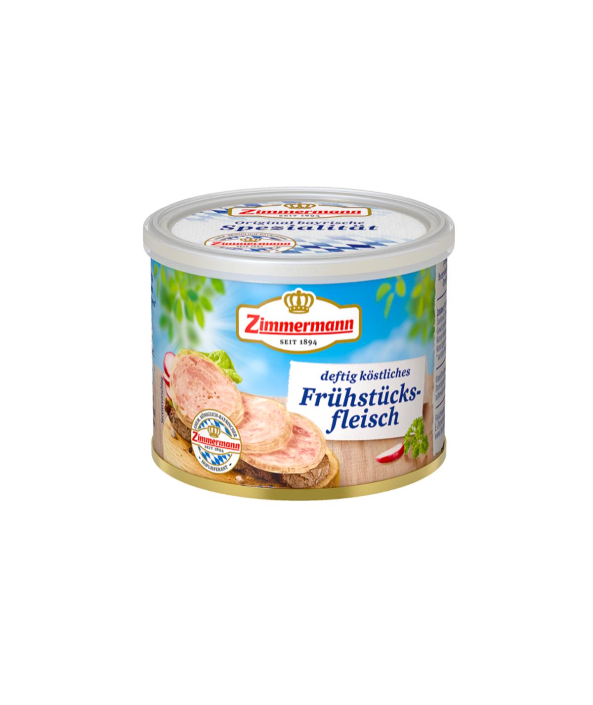 Frühstücksfleich Zimmermann - 200g