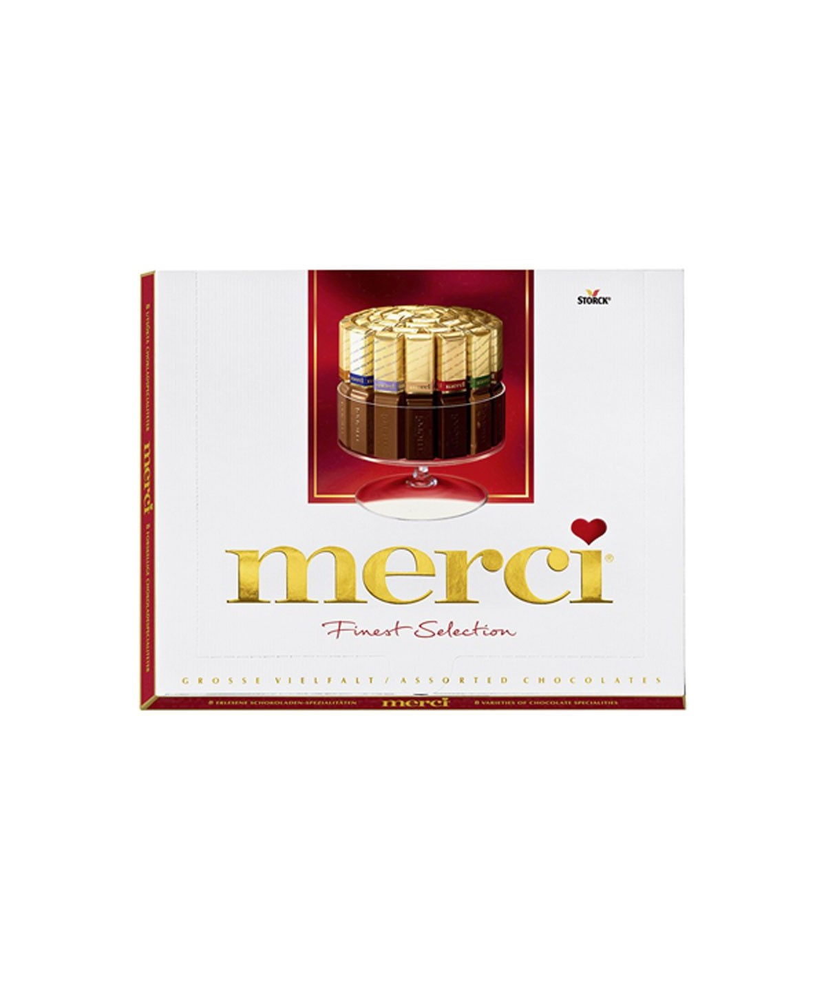Finest Selection Merci 250g