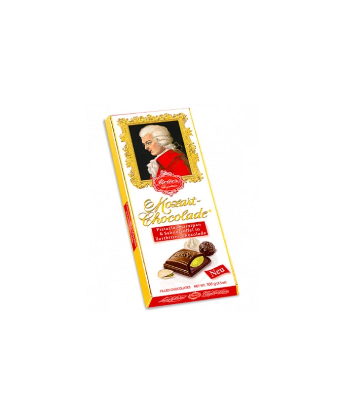 Mozart Chocolade Tafel Reber 100g