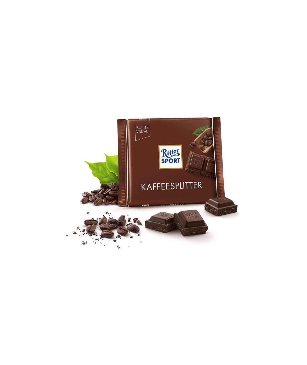 Kaffeesplitter Ritter Sport 100g