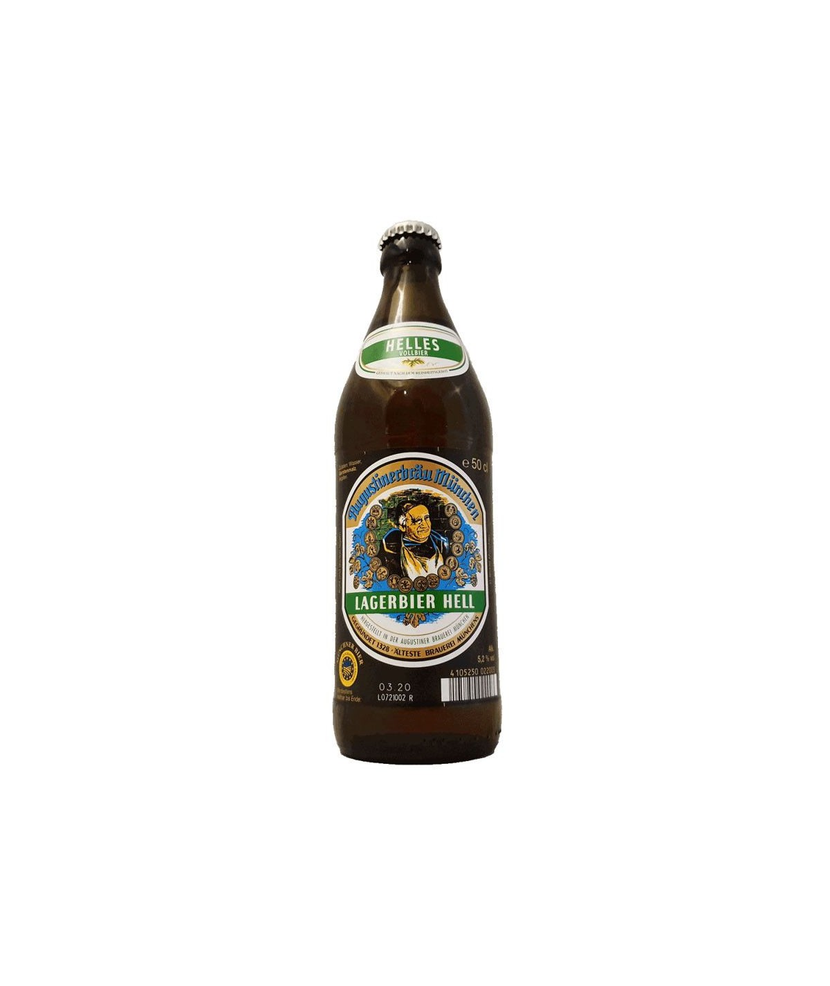 Augustiner Lager Hell 50cl