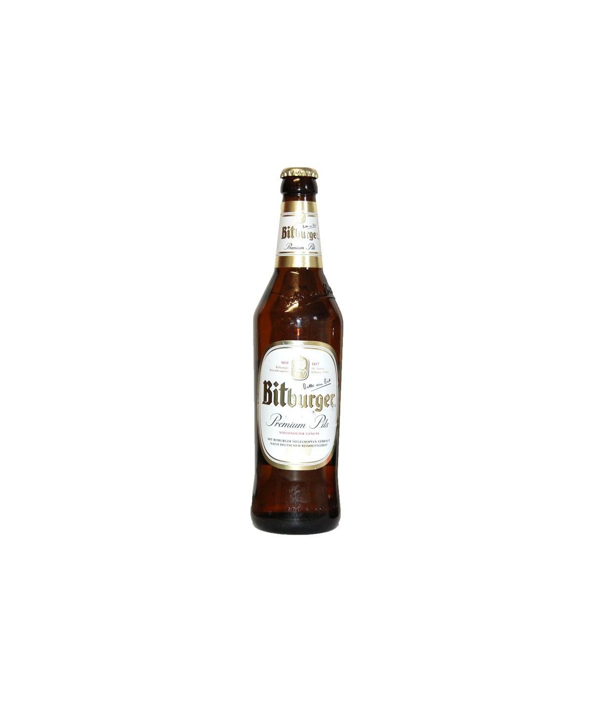 Bitburger Pils 50cl
