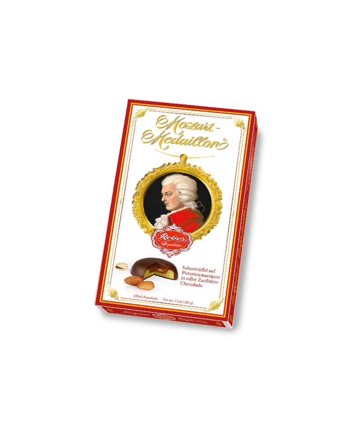Mozart Medaillon Reber 100g