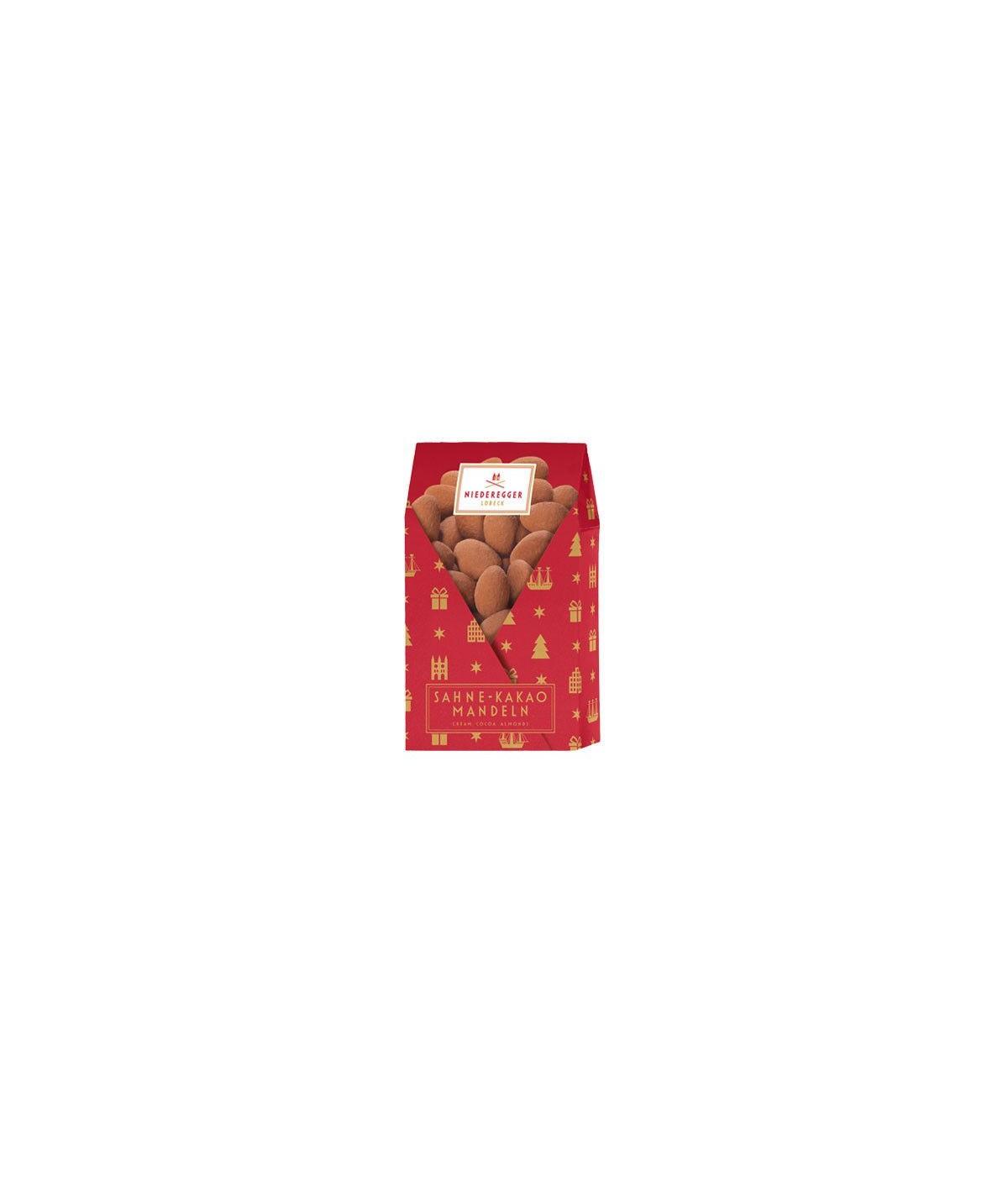 Sahne Kakao Mandeln Niederegger 100g
