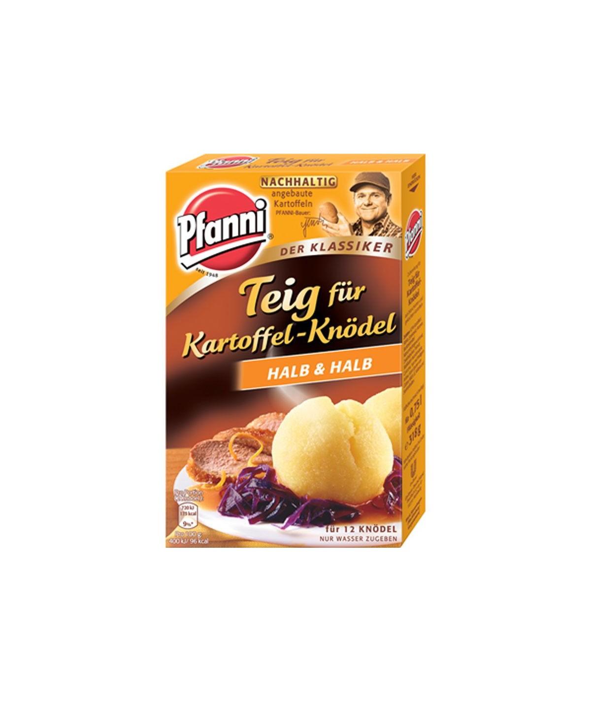 Kartoffel-Knödel Halb & Halb Pfanni 318g