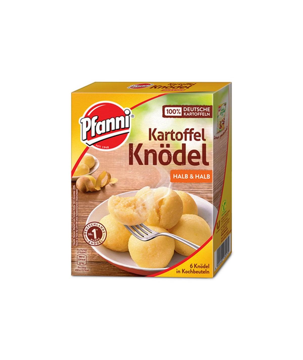 Kartoffel-Knödel halb und halb Pfanni 200 g
