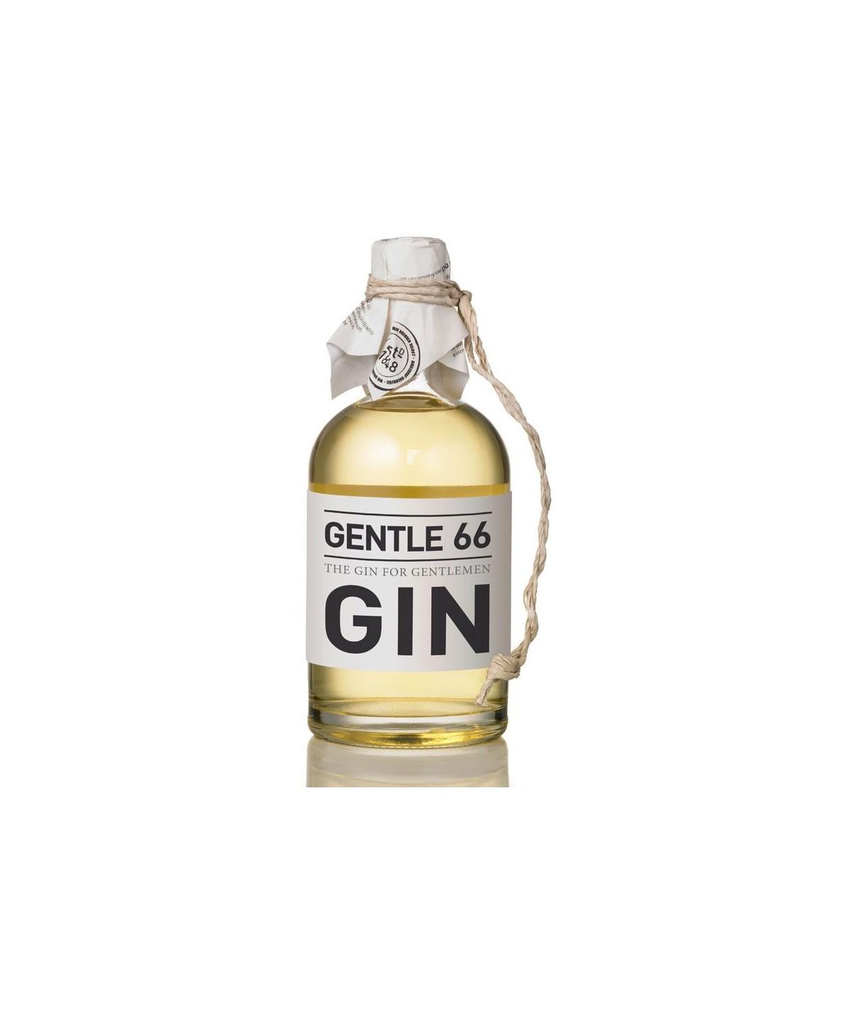 Gentle 66 Gin 0,5l