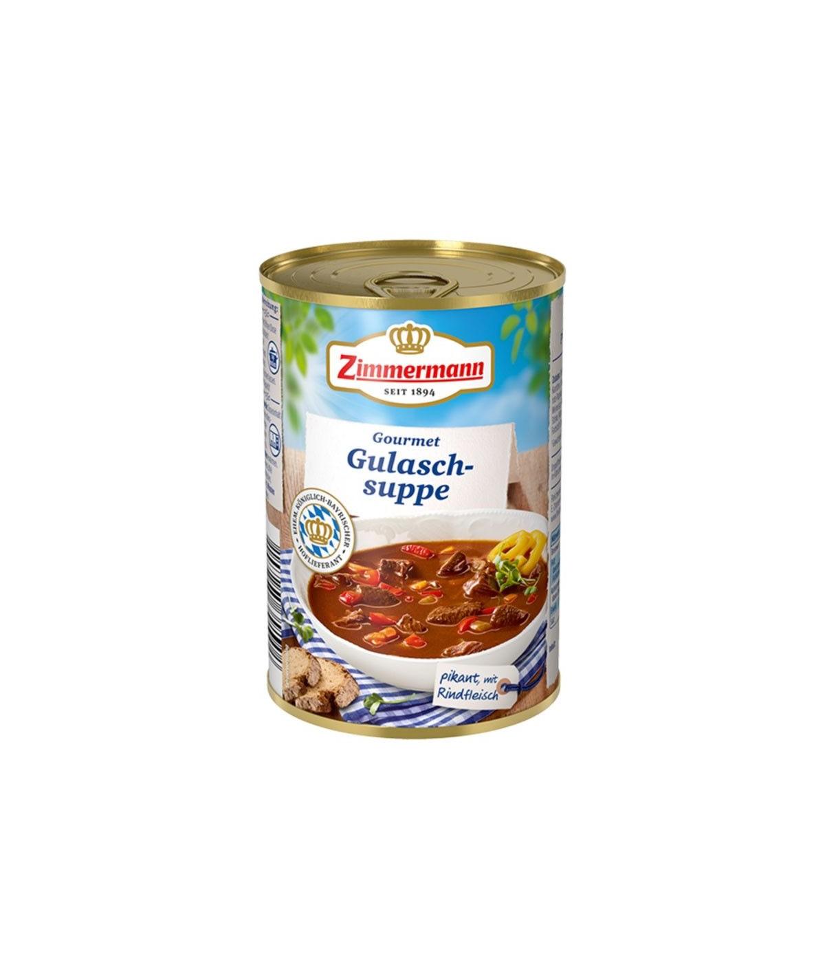 Gourmet Gulasch-Suppe - 400g