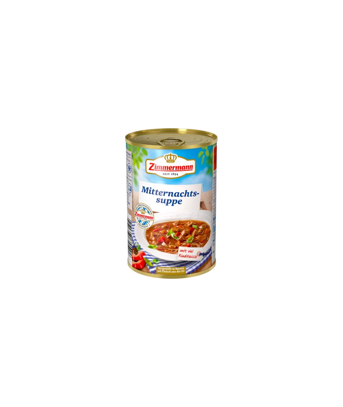 Mitternachts-Suppe - 400g