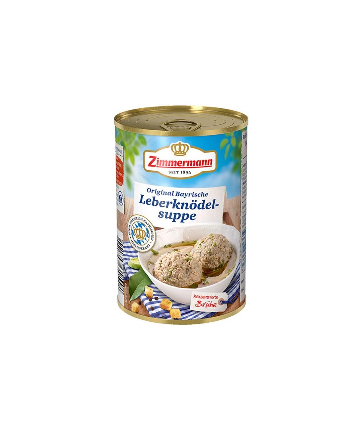 Leberknödel-Suppe 400ml