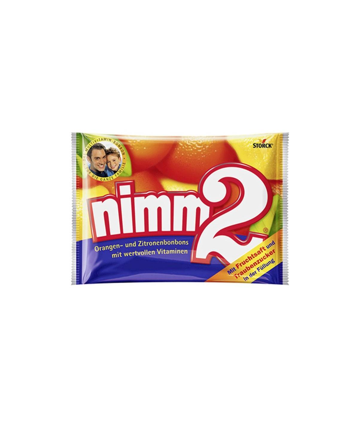 Nimm 2 Fruchtbonbons 145g