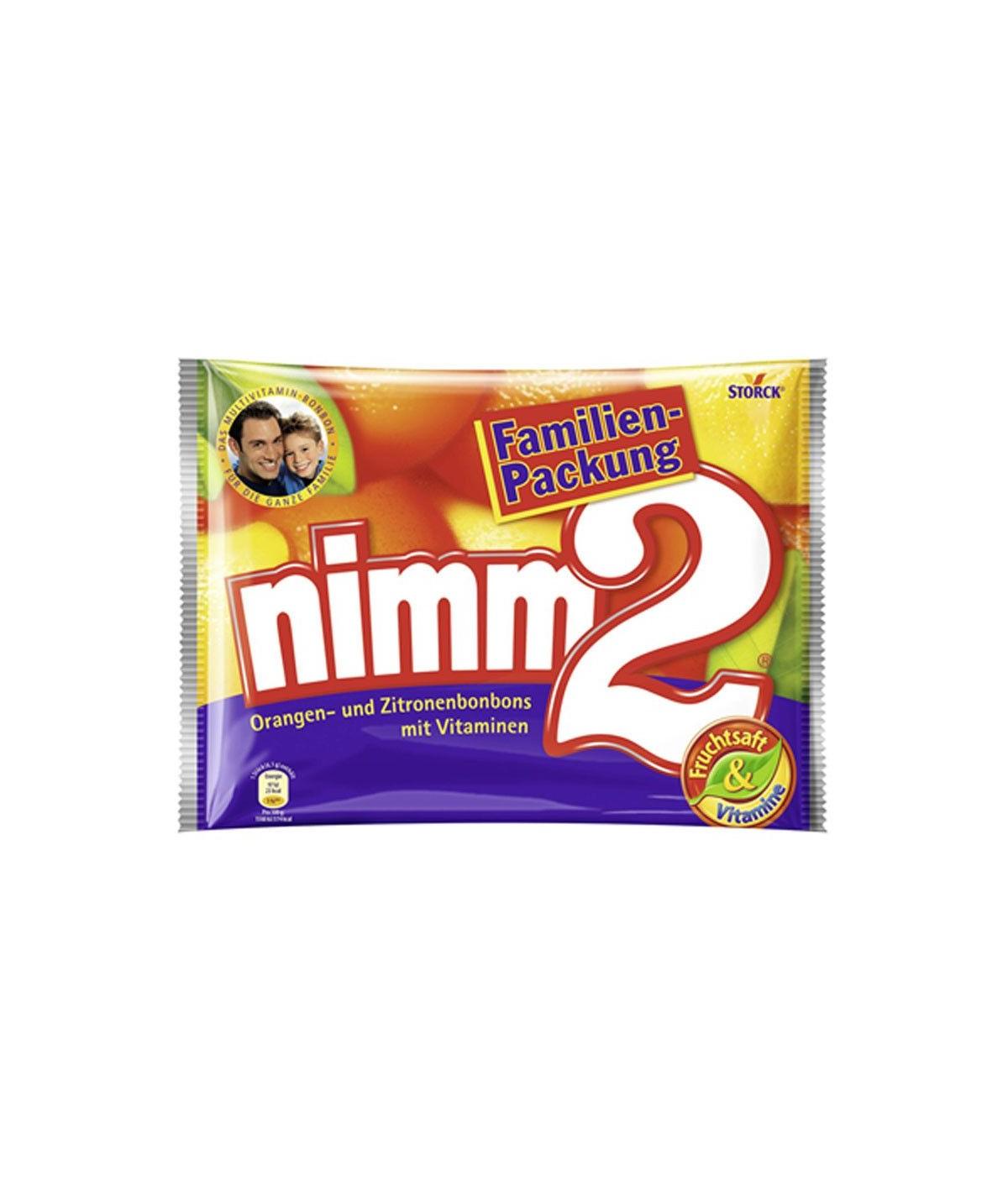 Nimm 2 Fruchtbonbons 429g