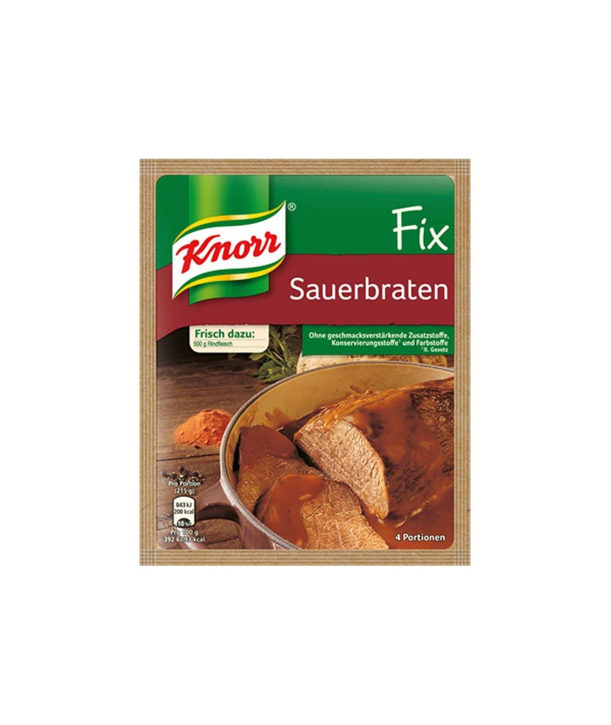 Knorr Fix Sauerbraten 37 g
