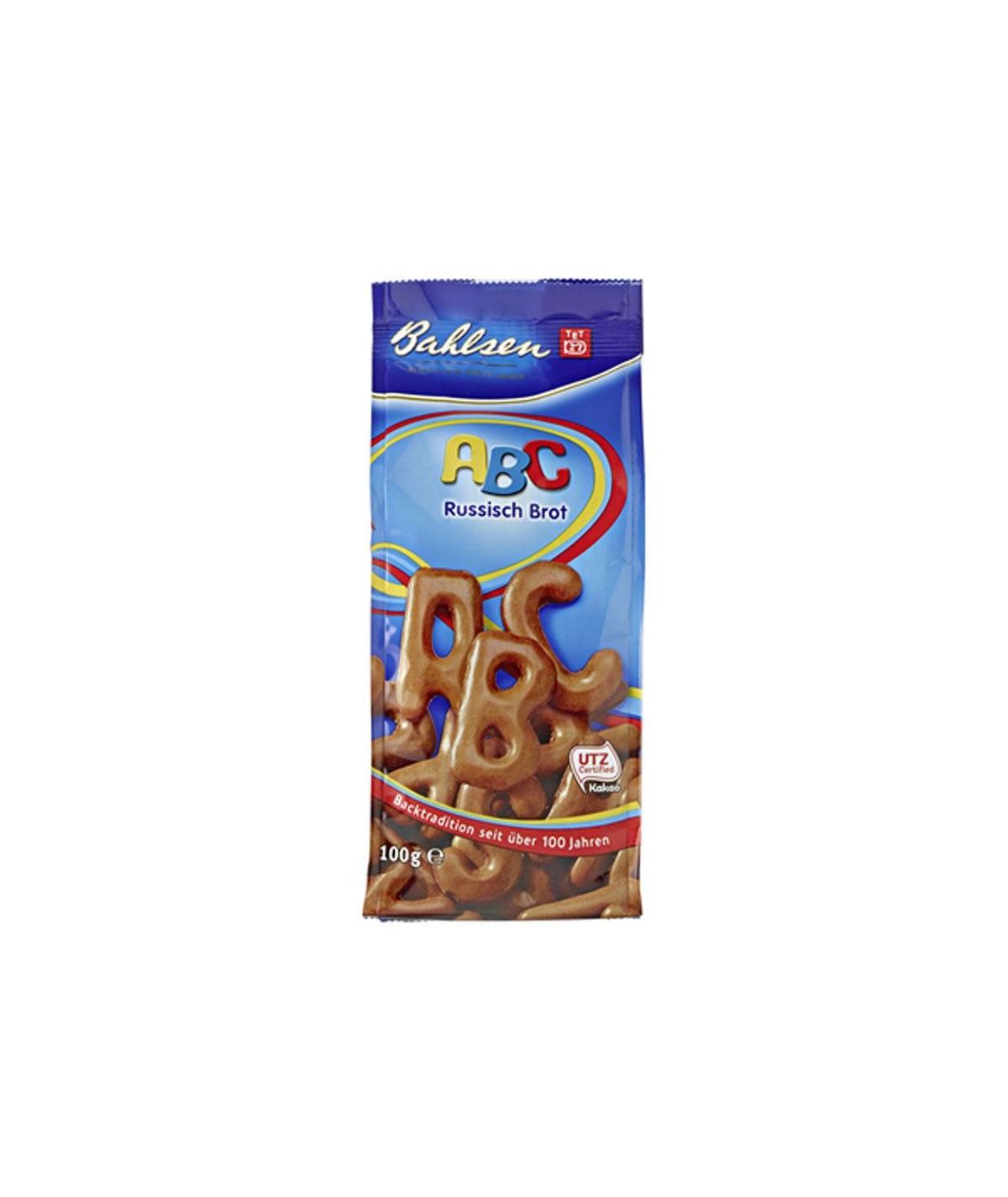 ABC Russisch Brot Bahlsen 100 g