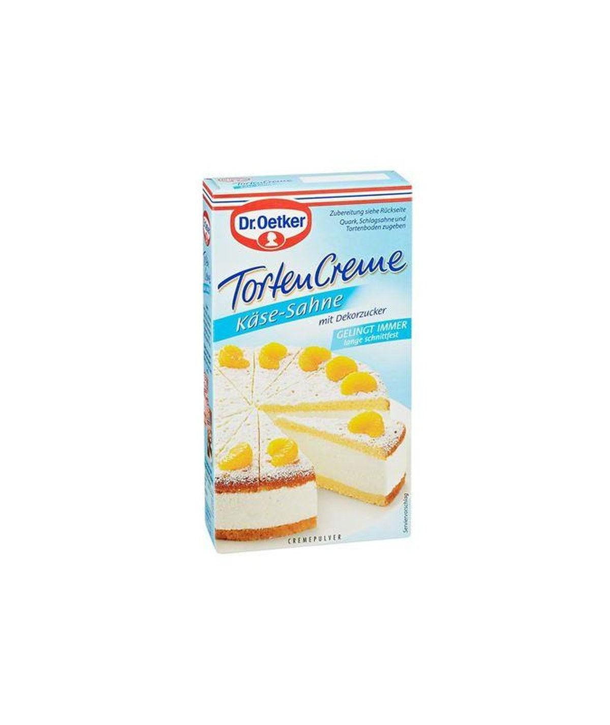 Tortencreme Käse-Sahne Dr. Oetker 150g