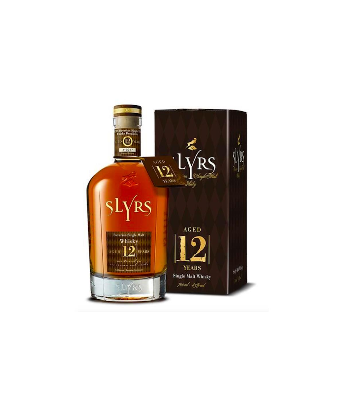 SLYRS Single Malt Whisky | 12 ans