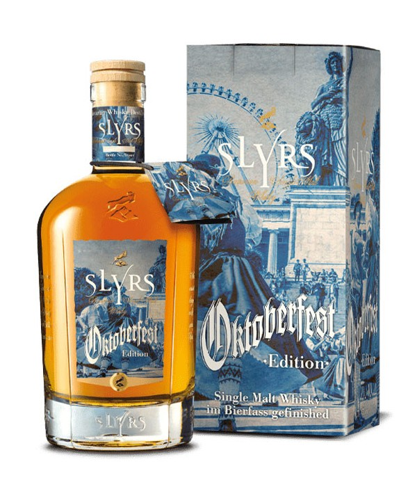 SLYRS Single Malt Whisky | Édition Oktoberfest