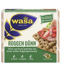 Wasa Roggenknäckebrot 205 g