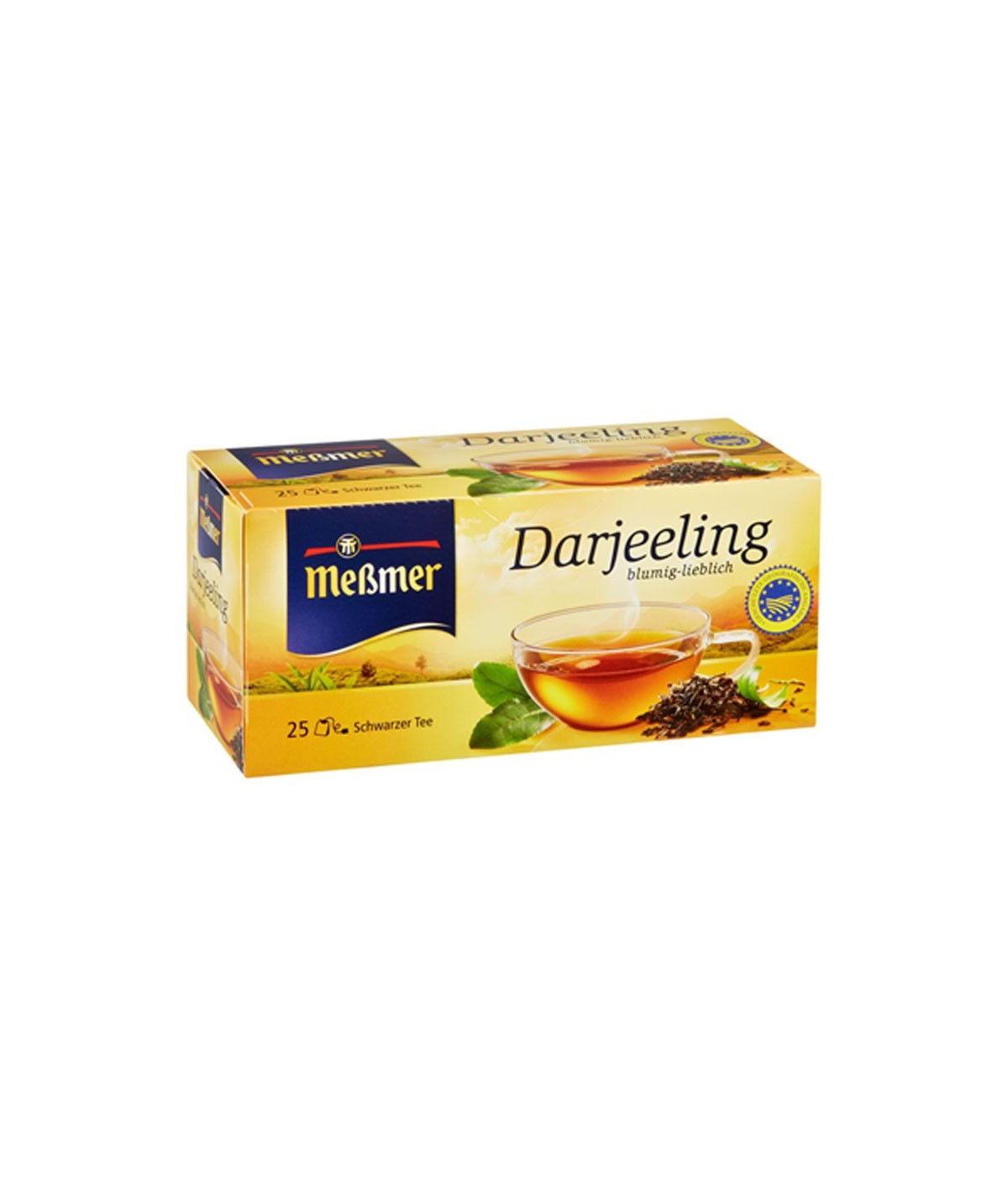 UTZ Schwarzer Tee Klassik Meßmer 44 g