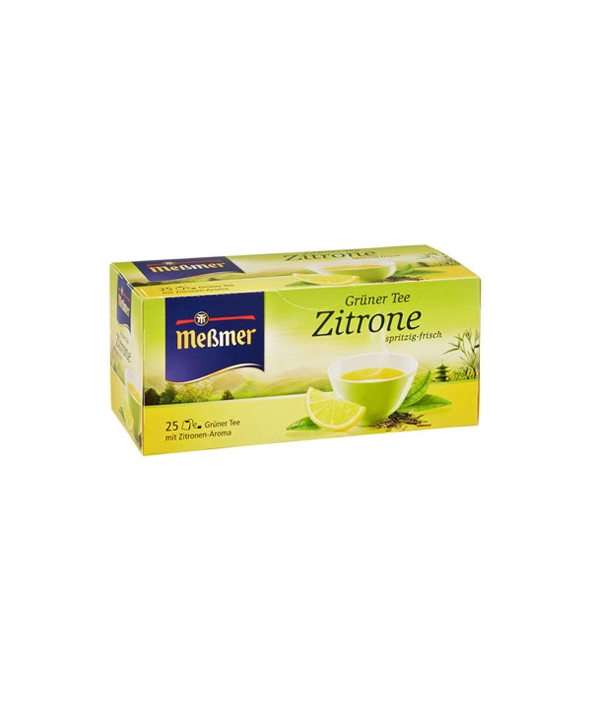 Grüner Tee Zitrone...