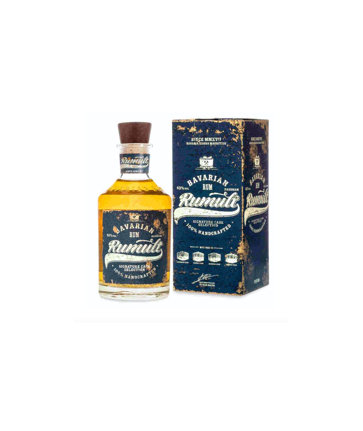 Rumult Bavarian Rum Signature Cask Selection