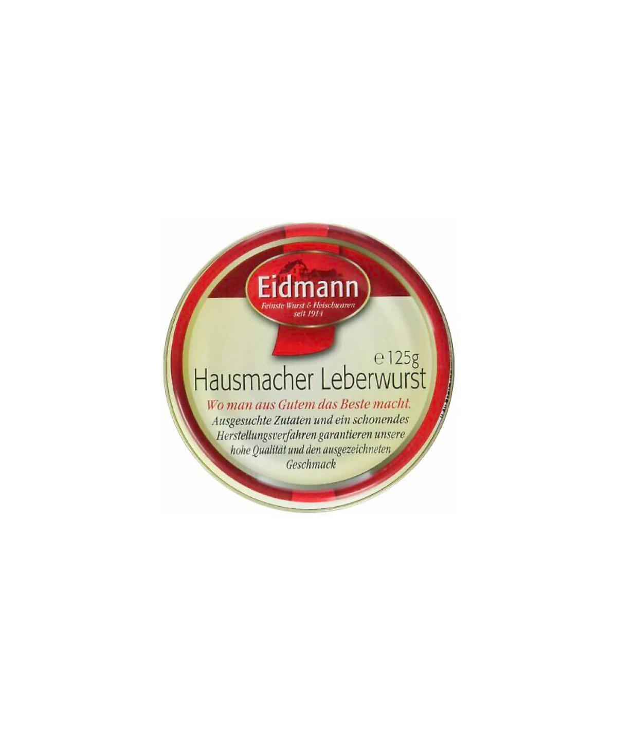 Hausmacher Leberwurst Eidmann  - 125g