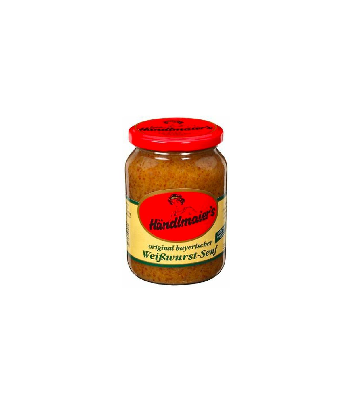 Händelmaier Original bayerischer Weißwurst-Senf 225ml