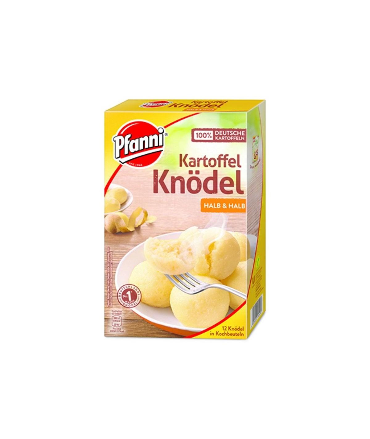 12 Kartoffel-Knödel Halb & Halb - 400 g