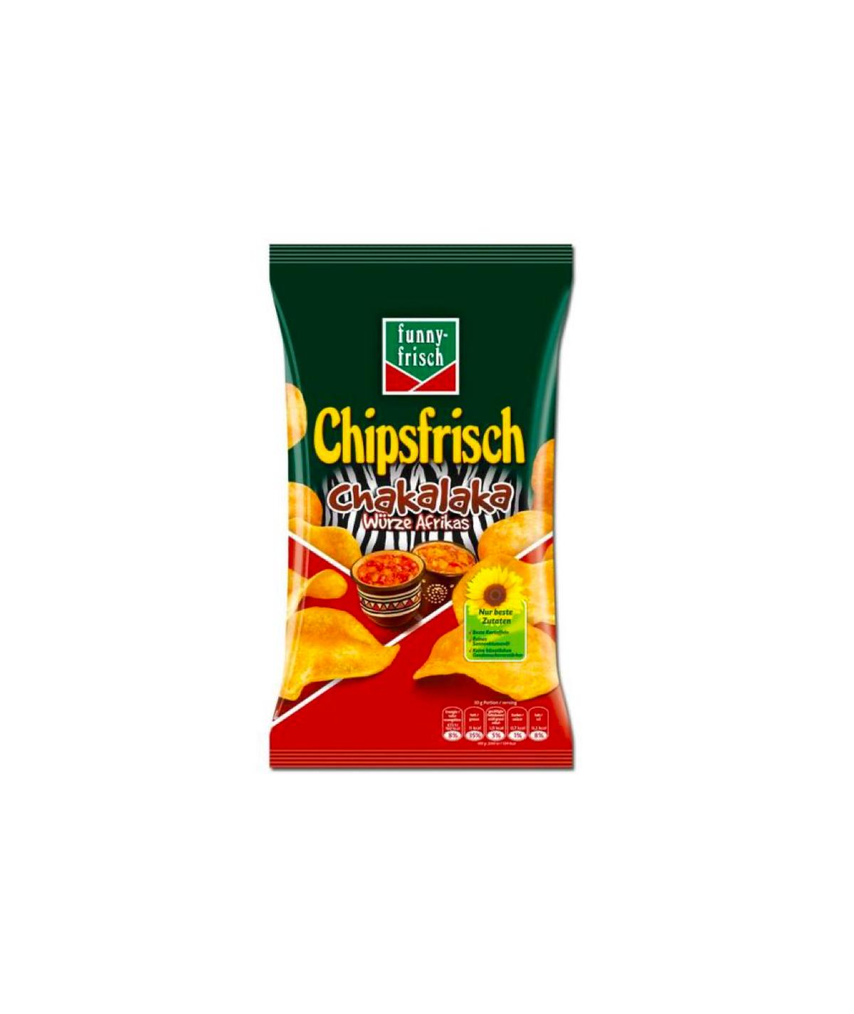 Funny-Frisch Chipsfrisch Chakalak 175 g