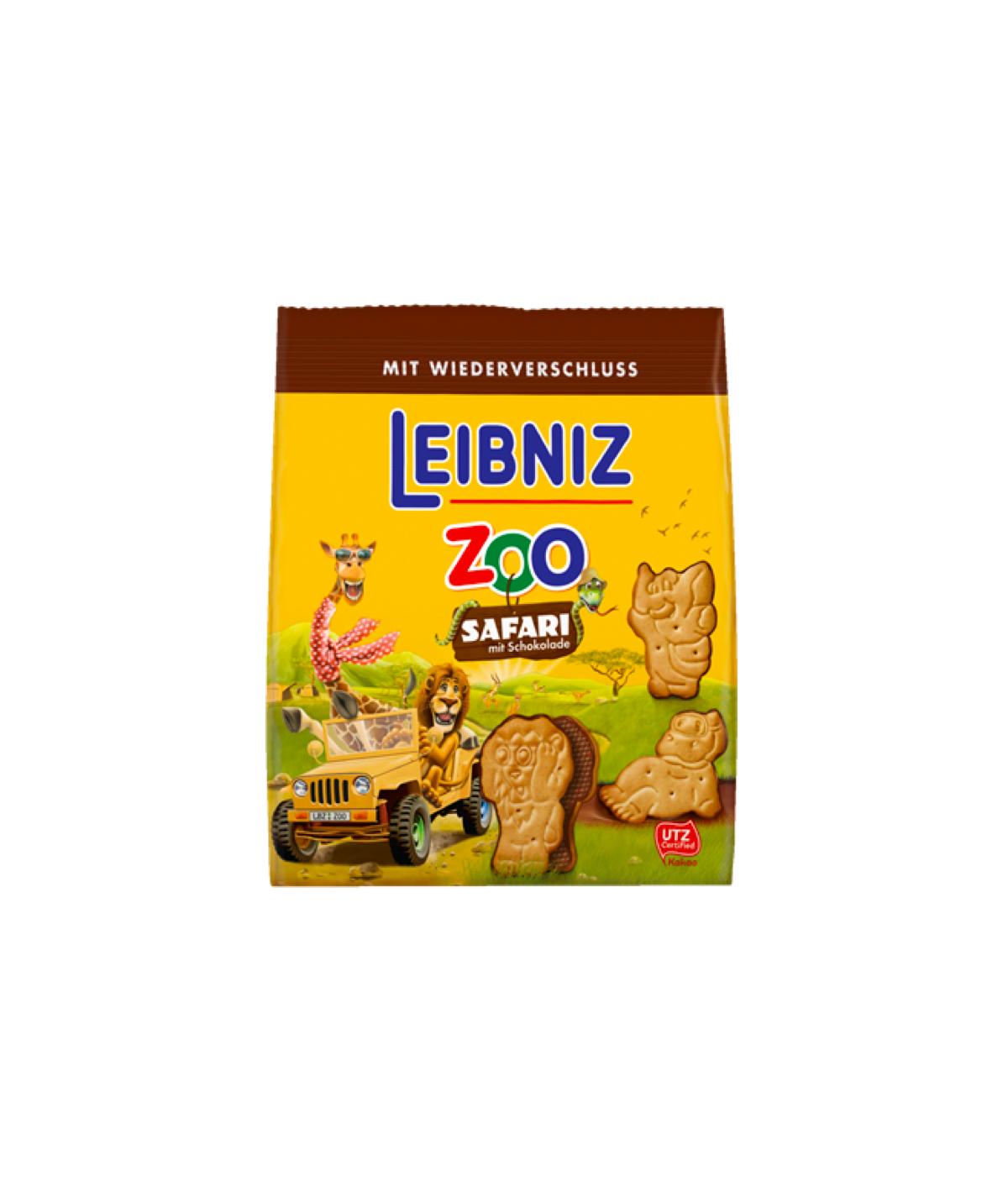 Bahlsen Leibniz Zoo Safari 100 g
