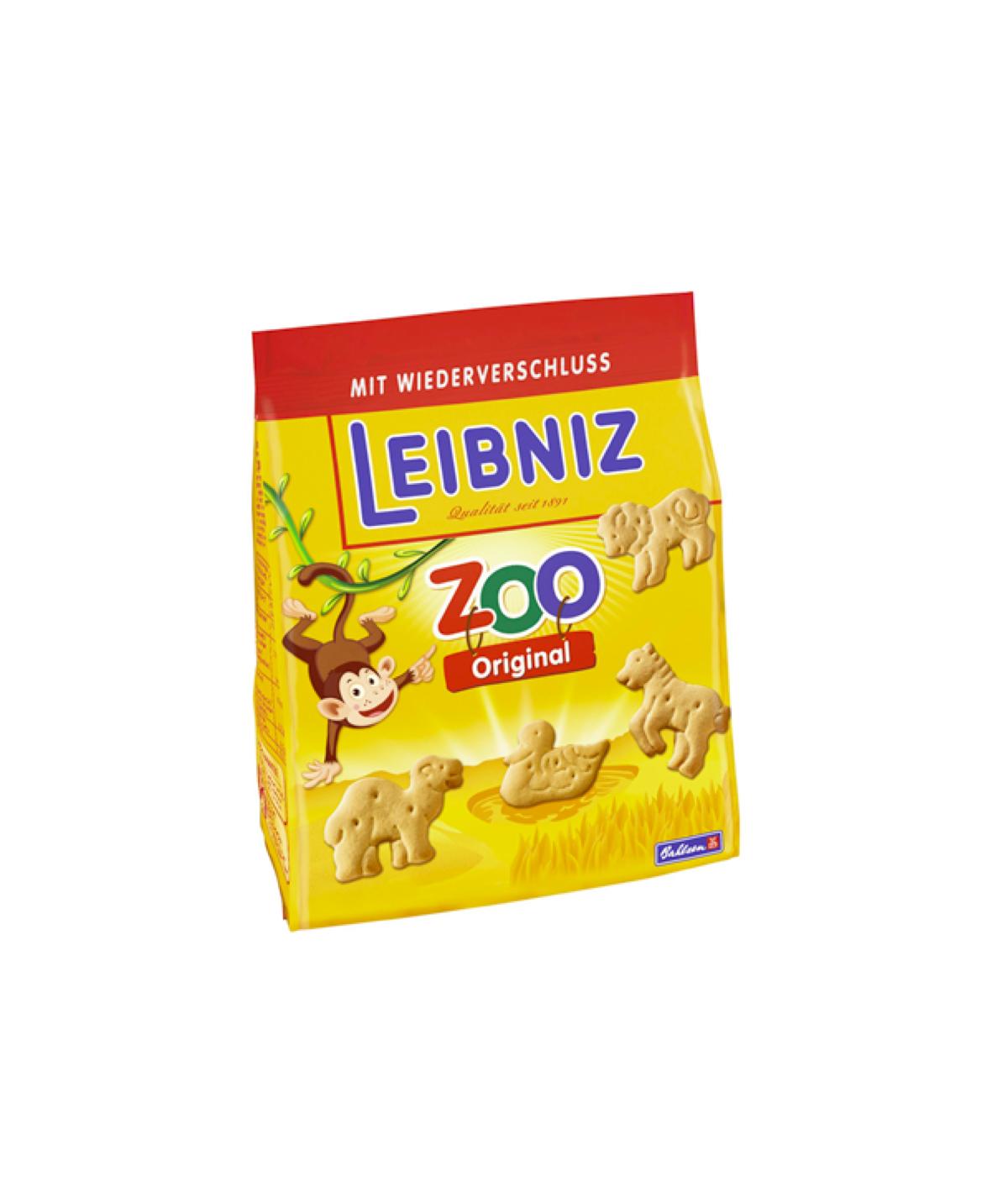 Bahlsen Leibniz Zoo Butterkekse 125 g