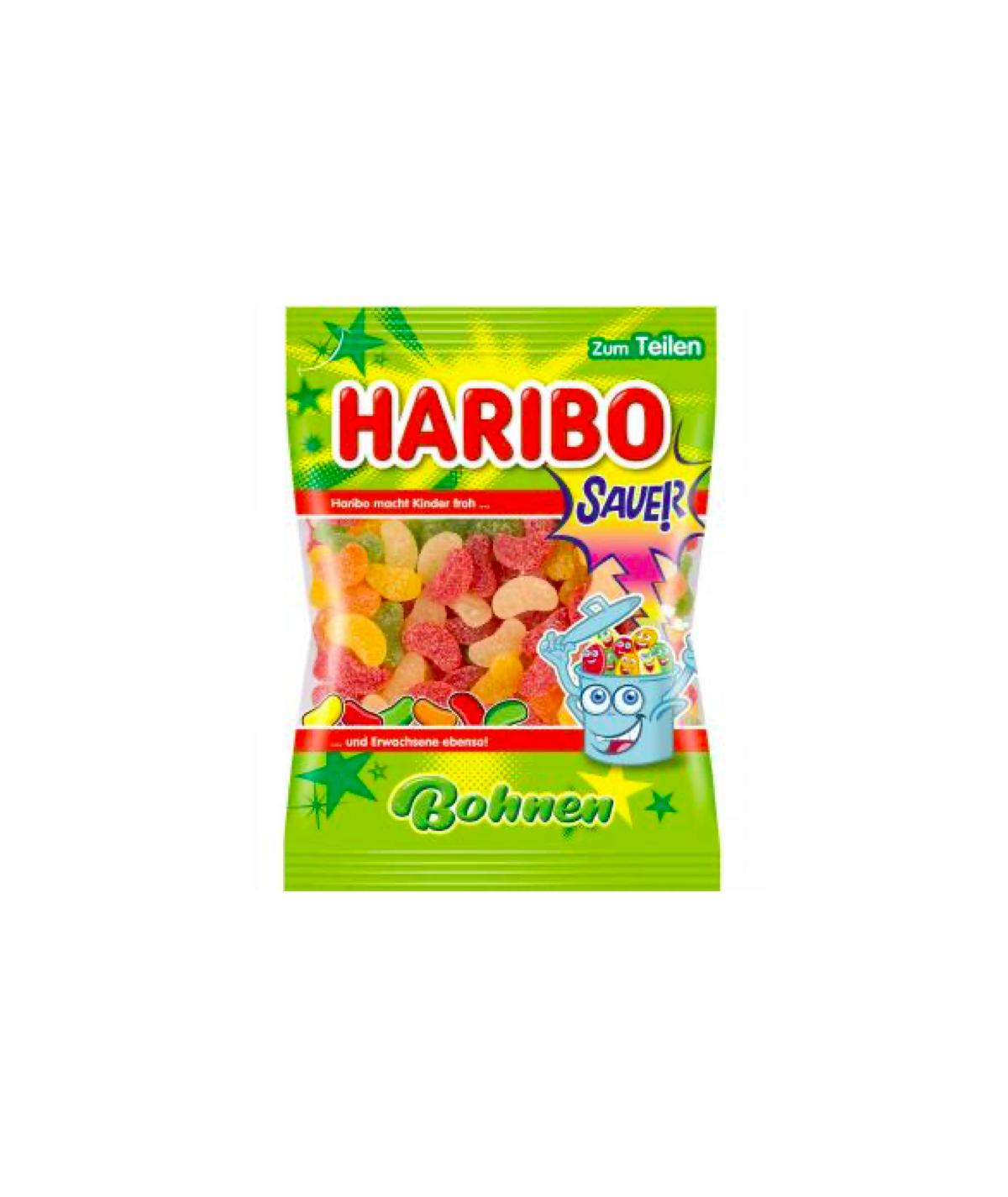 Haribo Bohnen Sauer 200g