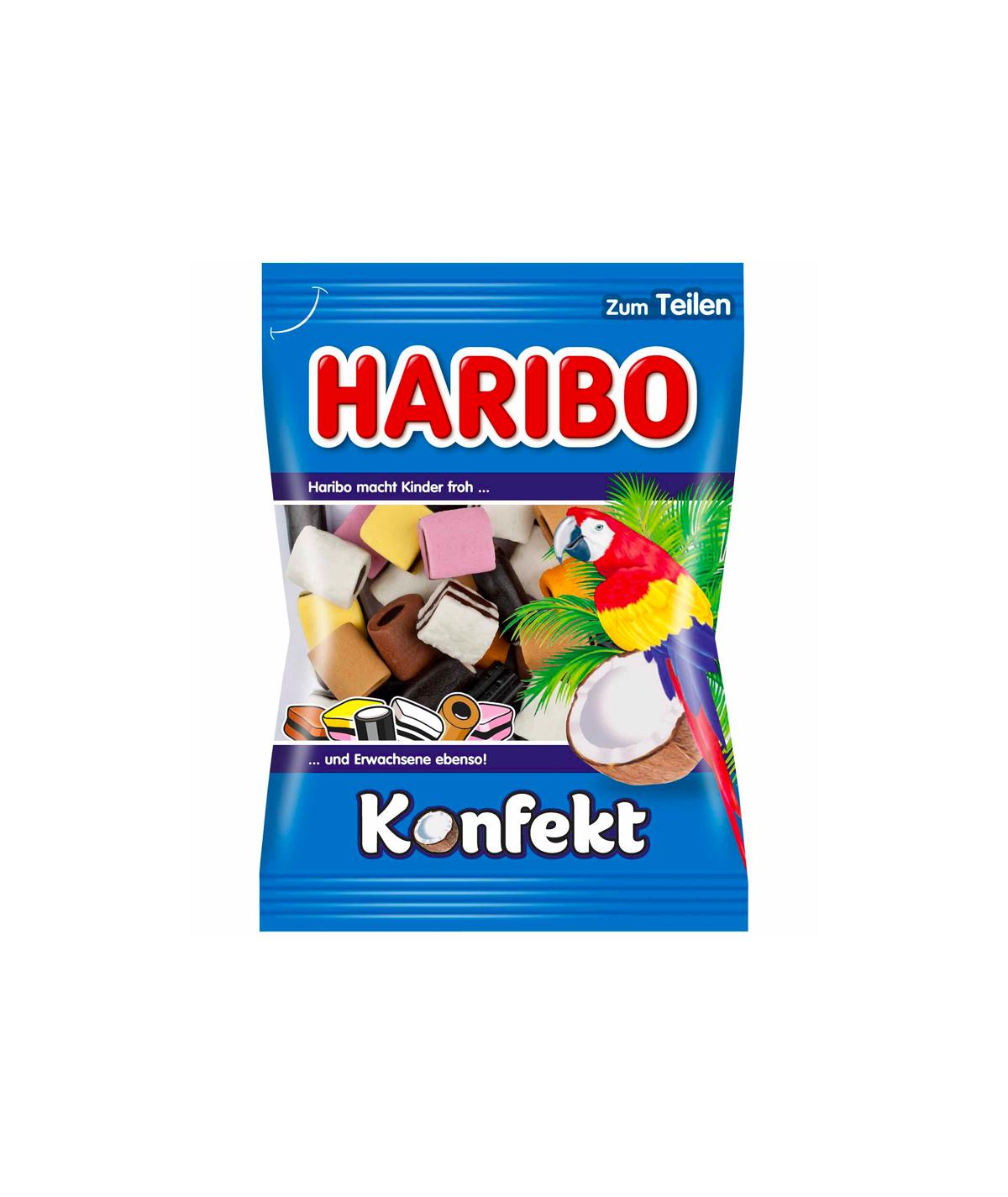 Haribo Konfekt 200g