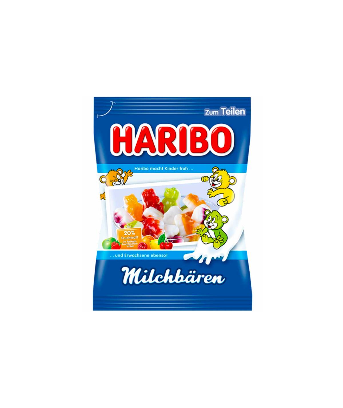 Haribo Milchbären 200g