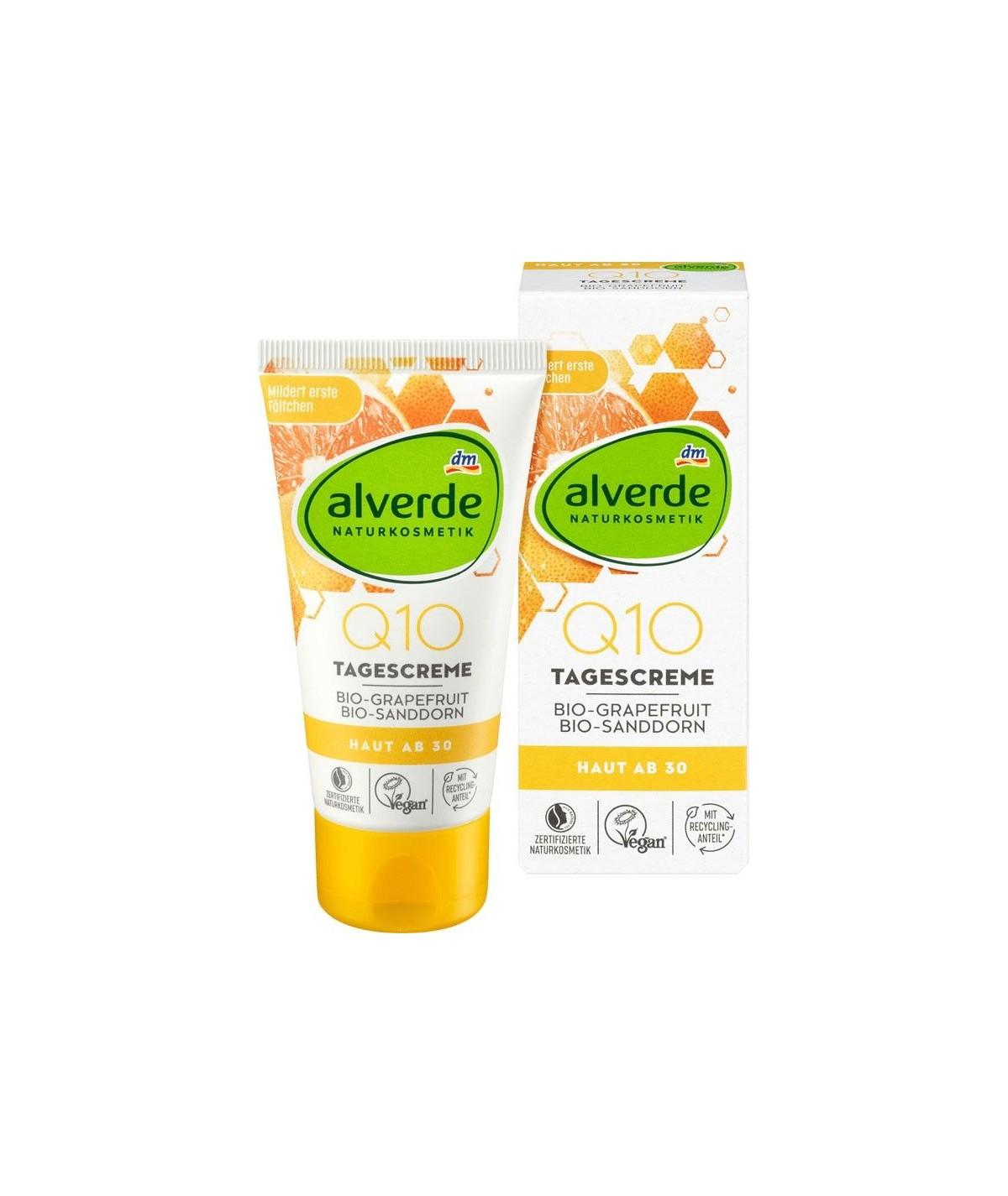 Crème de jour Q10, 50 ml