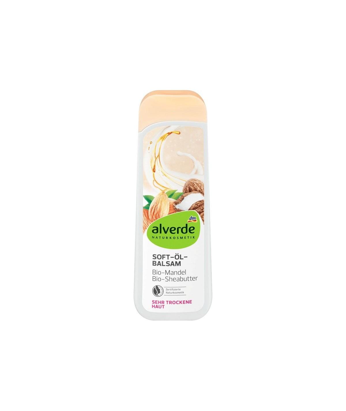 Lotion pour le corps - huile douce au beurre de karité bio, 250ml