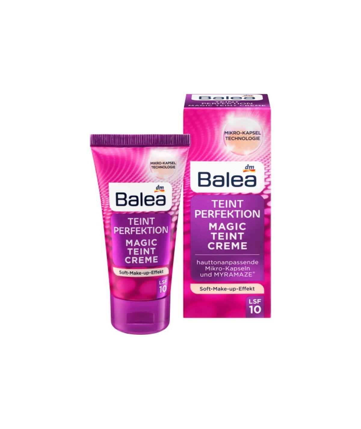 Crème de jour Teint Teinté Perfection Magic Teint Balea 50 ml