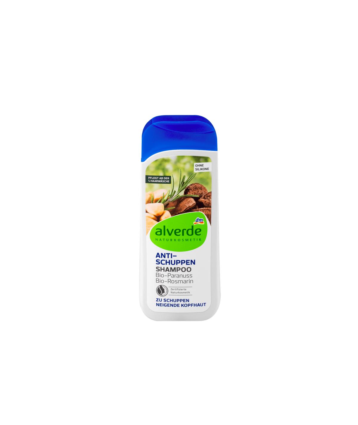 Shampoing antipelliculaire Alverde 200 ml