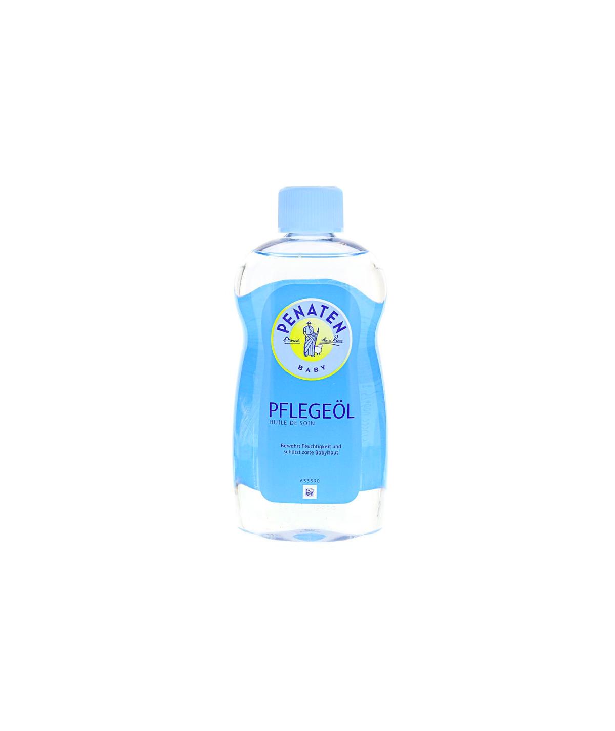 Huile pour bébé, 500 ml