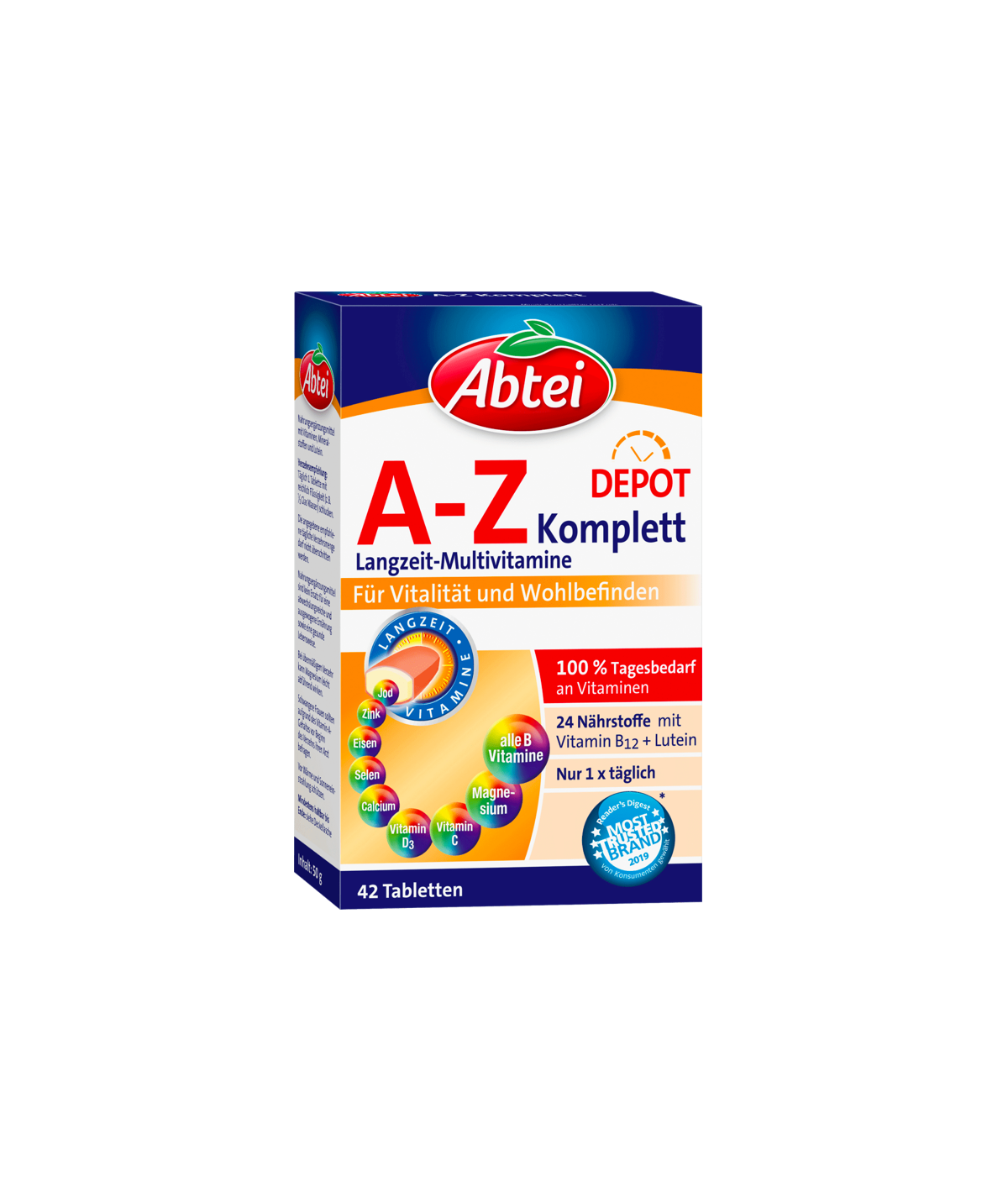 AZ Complete Multivitamins...