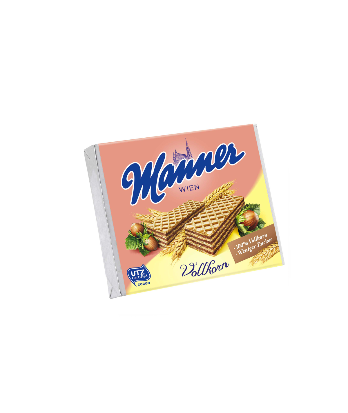 Manner Neapolitaner Original Vollkorn 75 g